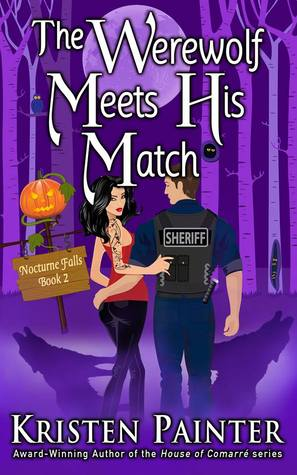 The Werewolf Meets His Match (Nocturne Falls, #2)