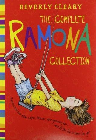 The Complete Ramona Collection (Ramona #1-8)
