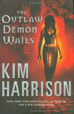 Book Review: Kim Harrison's The Outlaw Demon Wails