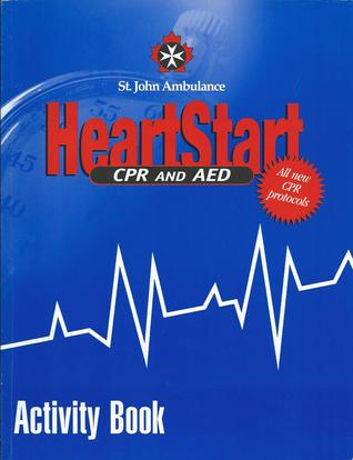 HeartStart : CPR and AED Activity Book