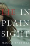 Lie in Plain Sight (Maeve Conlon, #3)