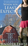When You Least Expect It (The Riley Sisters, #2)