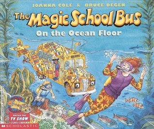 On the Ocean Floor  (The Magic School Bus, #5)