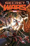 Secret Wars #1 by Jonathan Hickman