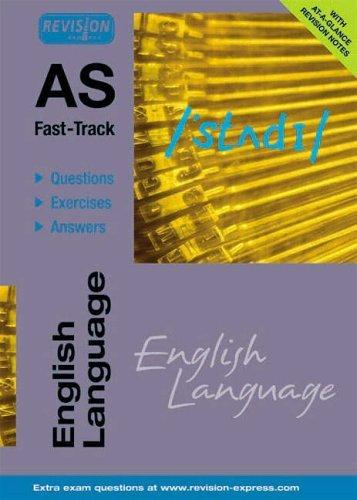 AS Fast-Track English Language
