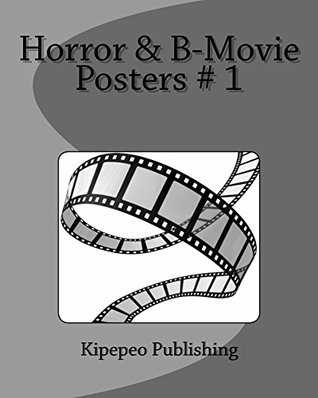 Horror & B-Movie Posters # 1
