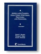 Appellate Courts (2009 Supp)