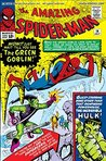 Amazing Spider-Man (1963-1998) #14 by Stan Lee