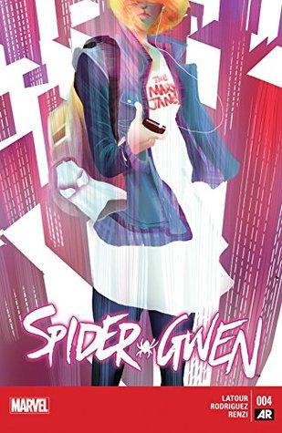 Spider-Gwen (2015) #4