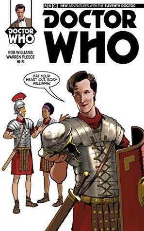 Doctor Who: The Eleventh Doctor #13 (Doctor Who: The Eleventh Doctor: 13)