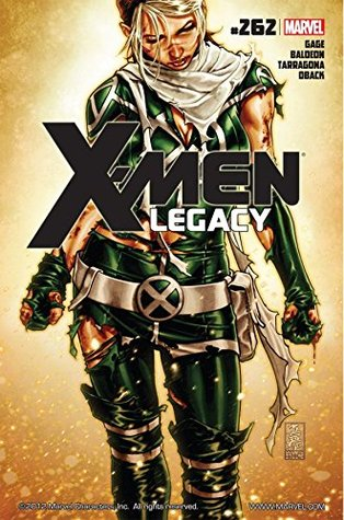 X-Men: Legacy #262
