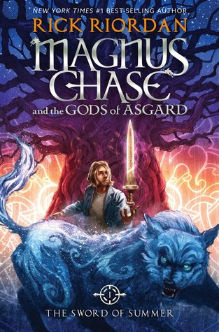 Book Review: The Sword of Summer by Rick Riordan