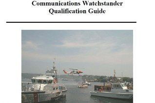 Communications Watchstander Qualification Guide