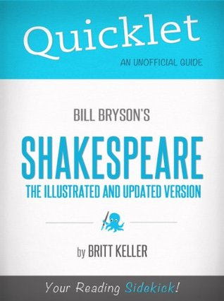 Quicklet on Bill Bryson's Shakespeare
