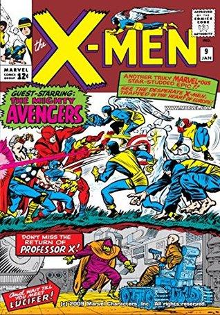 Uncanny X-Men (1963-2011) #9