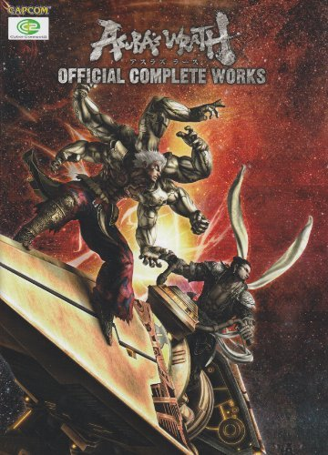 Asura's Wrath : Official Complete Works (Capcom Official Book) [JAPANESE EDITION]