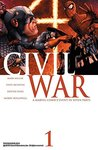 Civil War #1 by Mark Millar