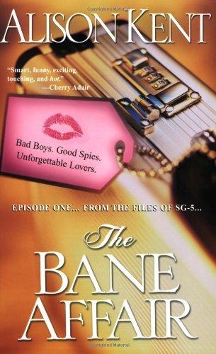 The Bane Affair (Smithson Group SG-5 #1)