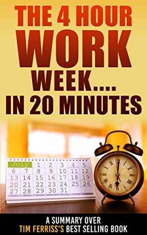 The 4 Hour Work Week In 20 Minutes Or Less Book Summaries