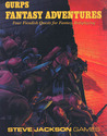 GURPS Fantasy Adventures: Four Fiendish Quests for Fantasy Roleplaying