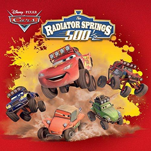 Cars Toons: The Radiator Springs 500 1/2 (Disney Movie Storybook (eBook))