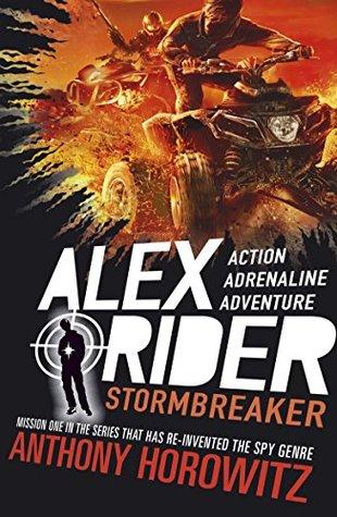 Ebook Stormbreaker by Anthony Horowitz TXT!