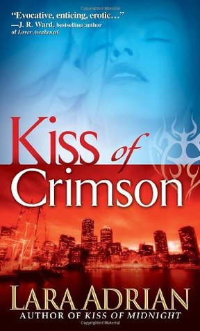 Kiss of Crimson by Lara Adrian