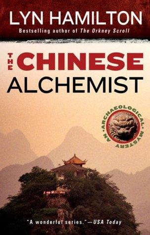 The Chinese Alchemist (Lara McClintoch Archeological Mystery, #11)