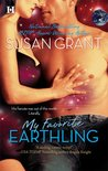 My Favorite Earthling (Otherworldly Men, #2)