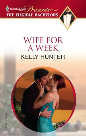 Wife for a Week (Bennett #1)