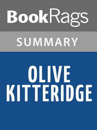 Olive Kitteridge by Elizabeth Strout l Summary & Study Guide