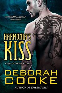 Harmonia's Kiss (Dragonfire, #4.5)
