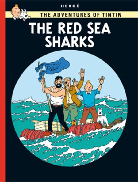 The Red Sea Sharks (Tintin, #19)