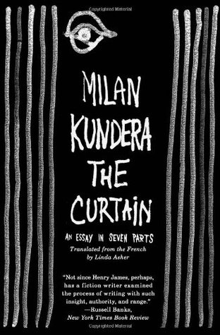 The Curtain by Milan Kundera