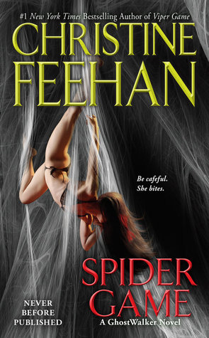 Book Review: Christine Feehan's Spider Game