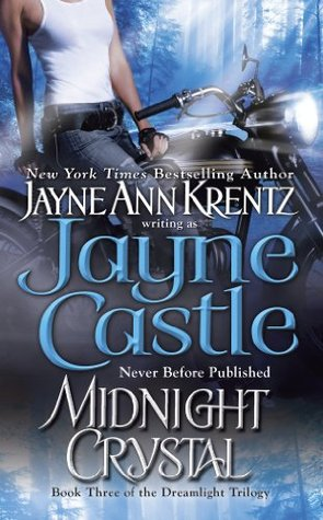 Midnight Crystal (Ghost Hunters, #7; Arcane Society #9; Dreamlight Trilogy #3)