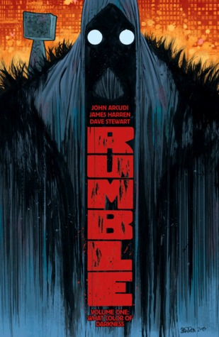 Rumble, Vol. 1: The Color of Darkness