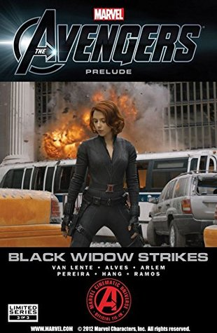 Ebook Marvel's the Avengers: Black Widow Strikes #3 (of 3) by Fred Van Lente PDF!