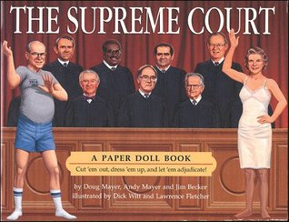 The Supreme Court: A Paper Doll Book