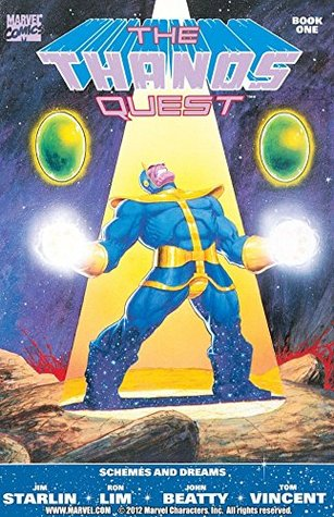 Thanos Quest #1 by Jim Starlin