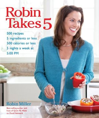 Robin Takes 5 by Robin        Miller