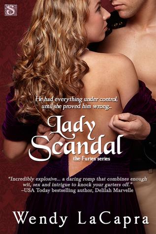 Lady Scandal (Furies, #2)