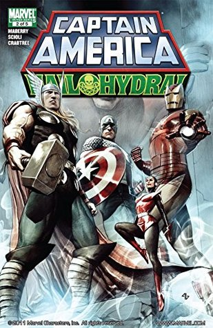 Captain America: Hail Hydra #2 (of 5)