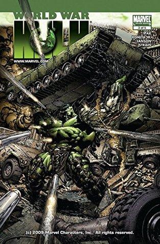 World War Hulk #3 (of 5)