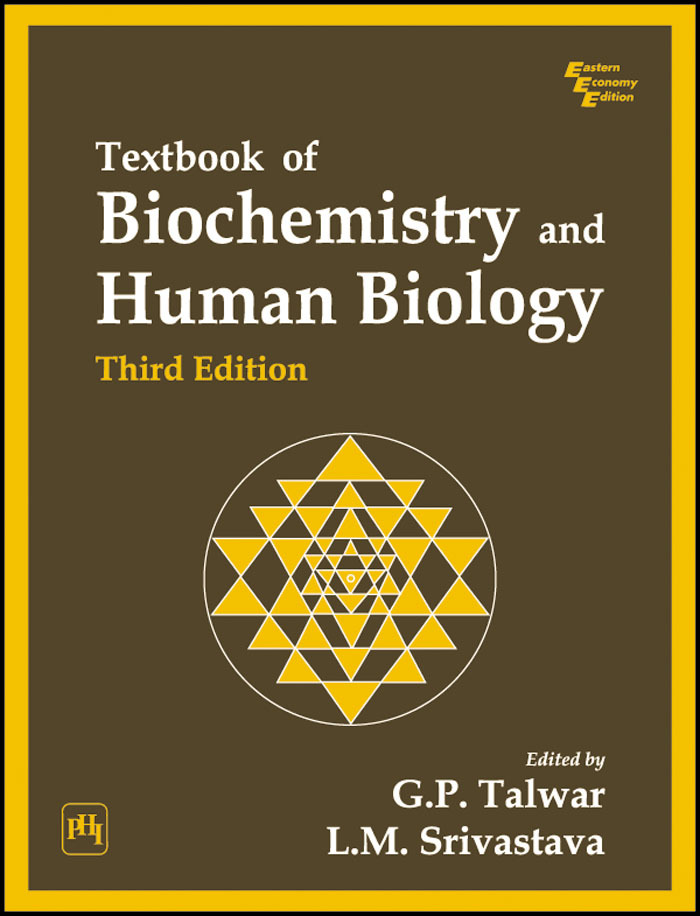 Textbook of Biochemistry and Human Biology