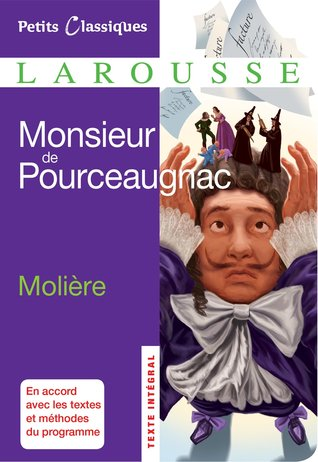 Monsieur de Pourceaugnac por Molière