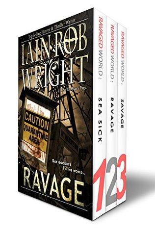 Ravaged World Saga (5 Horror Novels)