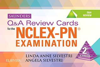 Saunders Q&A Review Cards for the Nclex-Pn? Examination