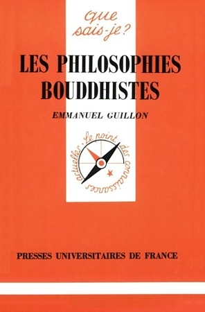 Les philosophies bouddhistes por Emmanuel Guillon