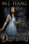 Book cover for Depravity (Beastly Tales, #1)